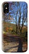 Old Mountain Road IPhone Case
