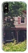 Old Nashville IPhone Case