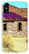 Old Nevada Bordello IPhone Case