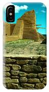 Old New Mexico IPhone Case