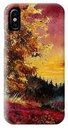 Old Oak At Sunset IPhone Case