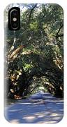 Old Oak Tunnel IPhone Case