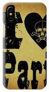 Old Paris IPhone Case