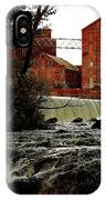 Old River Dam In Columbus Georgia IPhone Case