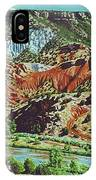 Old Roads To Chama IPhone X Case