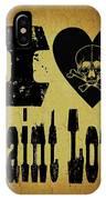 Old Saint Louis IPhone Case