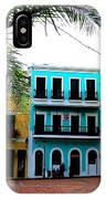 Old San Juan Pr IPhone Case