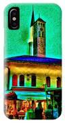 Old Sarajevo IPhone Case