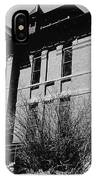 Old School House IPhone Case