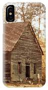 Old Church - Vintage IPhone Case