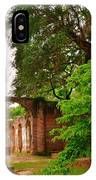 Old Sheldon Church Ruins 3 IPhone Case