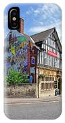 Old Silk Mill - Derby IPhone Case