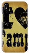 Old Tampa IPhone Case
