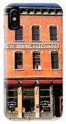 Old Telluride IPhone Case