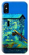 Old Texas Mill IPhone Case