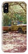 Old Time Trucks IPhone Case