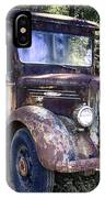 Old Timer IPhone Case