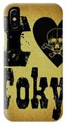 Old Tokyo IPhone Case