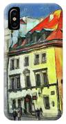 Old Town In Warsaw # 27 IPhone Case