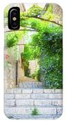 Old Town Of Provence Street IPhone Case