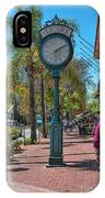 Old Town Santa Barbara IPhone Case