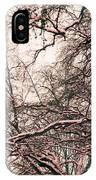 Old Tree 2 IPhone Case