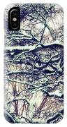 Old Tree 3 IPhone Case