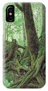 Old Tree Root IPhone Case