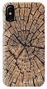 Old Tree Stump IPhone Case