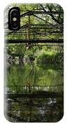 Old Trestle Bridge IPhone Case