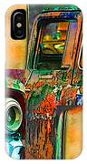 Old Trucks IPhone Case