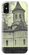 Old Village Church IPhone Case