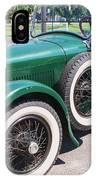 Old  Vintage Car IPhone Case