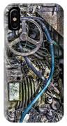 Old Washing Machine Works IPhone Case