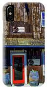 Old Wine Shop IPhone Case