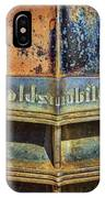 Oldsmobile IPhone Case