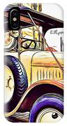 Oldtimer 2 IPhone Case