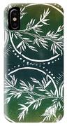 Olive Branch IPhone Case