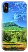 Olive Grove Spain IPhone Case