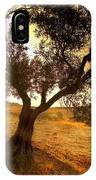 Olive Tree Dawn IPhone Case