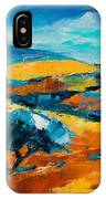 Oliviers En Provence IPhone Case