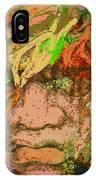 Olmec Man IPhone Case