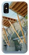 Olympic Oval IPhone Case