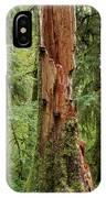 Olympic Rainforest #1 IPhone Case