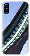 Olympic Ski Jump Training IPhone Case