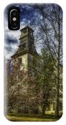 Ominous Batsto Mansion IPhone Case