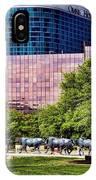 Omni Hotel Dallas Texas IPhone Case