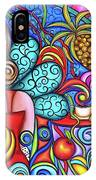 On My Mind IPhone Case