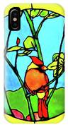 On The Branch IPhone X Case