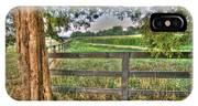 On The Farm IPhone Case